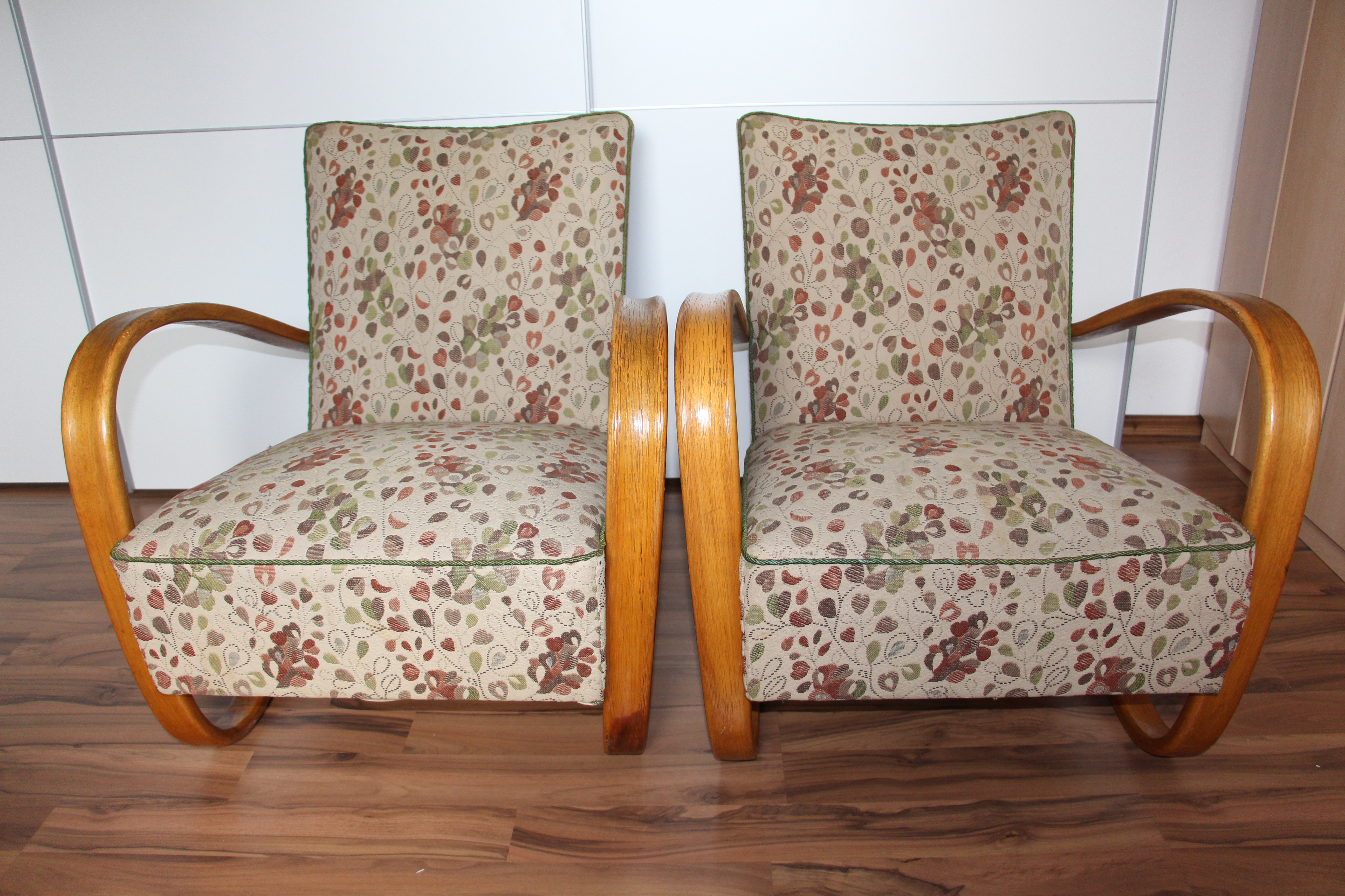 2 halabala sessel h269 halabala s armchairs antik. Black Bedroom Furniture Sets. Home Design Ideas