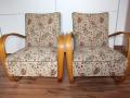 Halabala Sessel | Tschechische Design