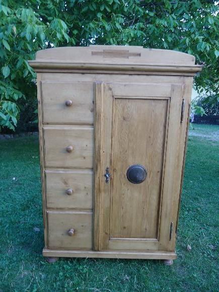 brotschrank bauernm bel antik. Black Bedroom Furniture Sets. Home Design Ideas