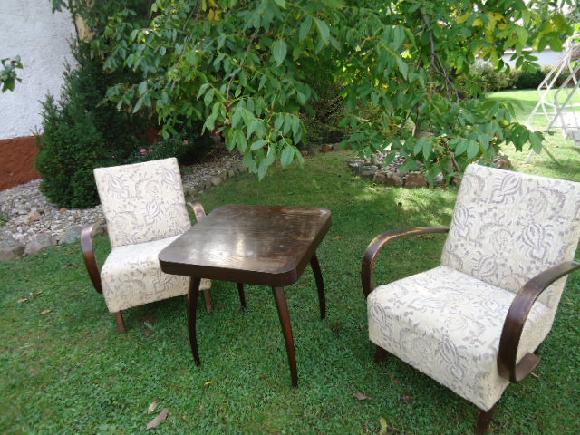 Antike m bel antik for Sessel und tisch