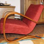 Jidrich Halabala Vintage antik möbel design