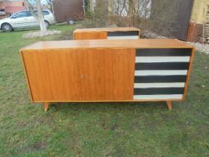 Sideboard  Designer Jiri Jiroutek  Interier Praha vintage möbel