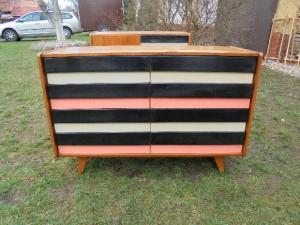 Sideboard  Designer Jiri Jiroutek  Interier Praha vintage moebel