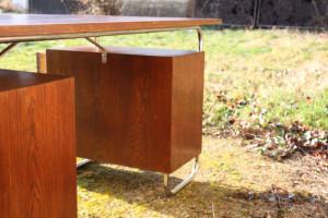 30er Jahre Stahlrohr Schreibtisch1