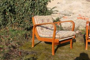 Zwei Sessel A. Kropacek & K. Kozelka Art Deco12