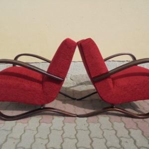 2 Halabala Sessel H269  Halabala´s armchairs vintage möbel (5)