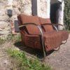 2 Stahlrohrsessel  Mücke Melder  Vintage Retro (5)