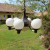 Deckenlampe DESIGN ART DECO 30er Jahren (3)