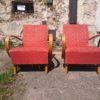 J. Halabala Sessel  Halabala´s armchairs  Vintage Design