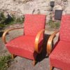 J. Halabala Sessel  Halabala´s armchairs  Vintage Design (2)