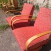 J. Halabala Sessel  Halabala´s armchairs  Vintage Design (3)