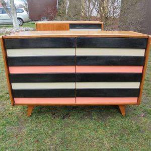 Sideboard  Jiri Jiroutka Interier Praha  Vintage Design