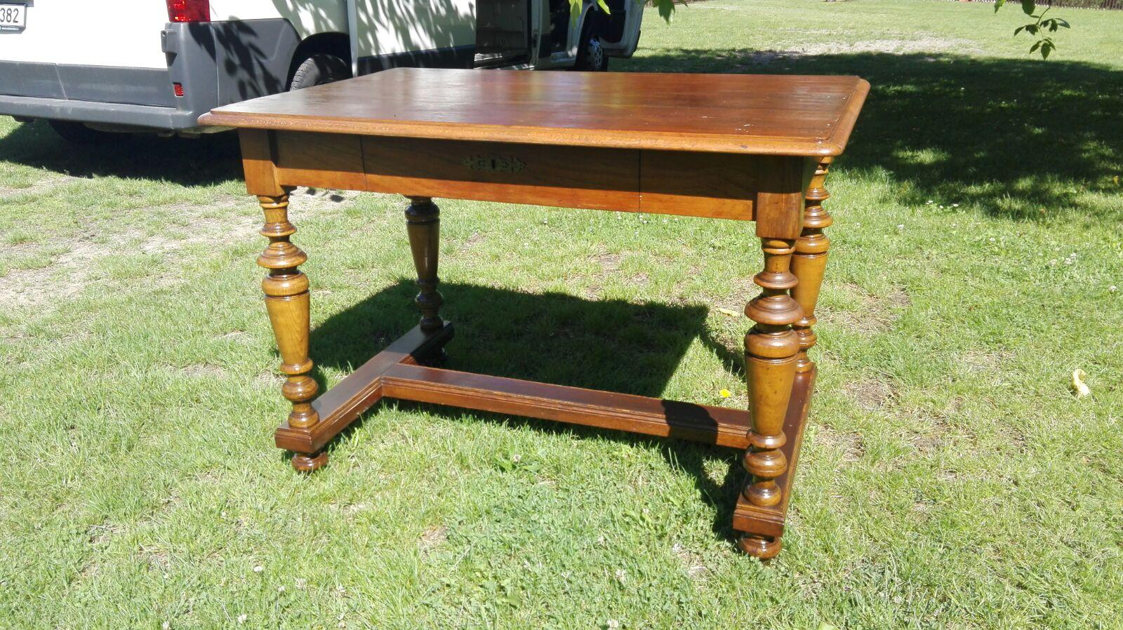 Gr nderzeit tisch antike m bel originalzustand antik for Tisch antik