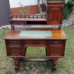 Antiker Schreibtisch (2)