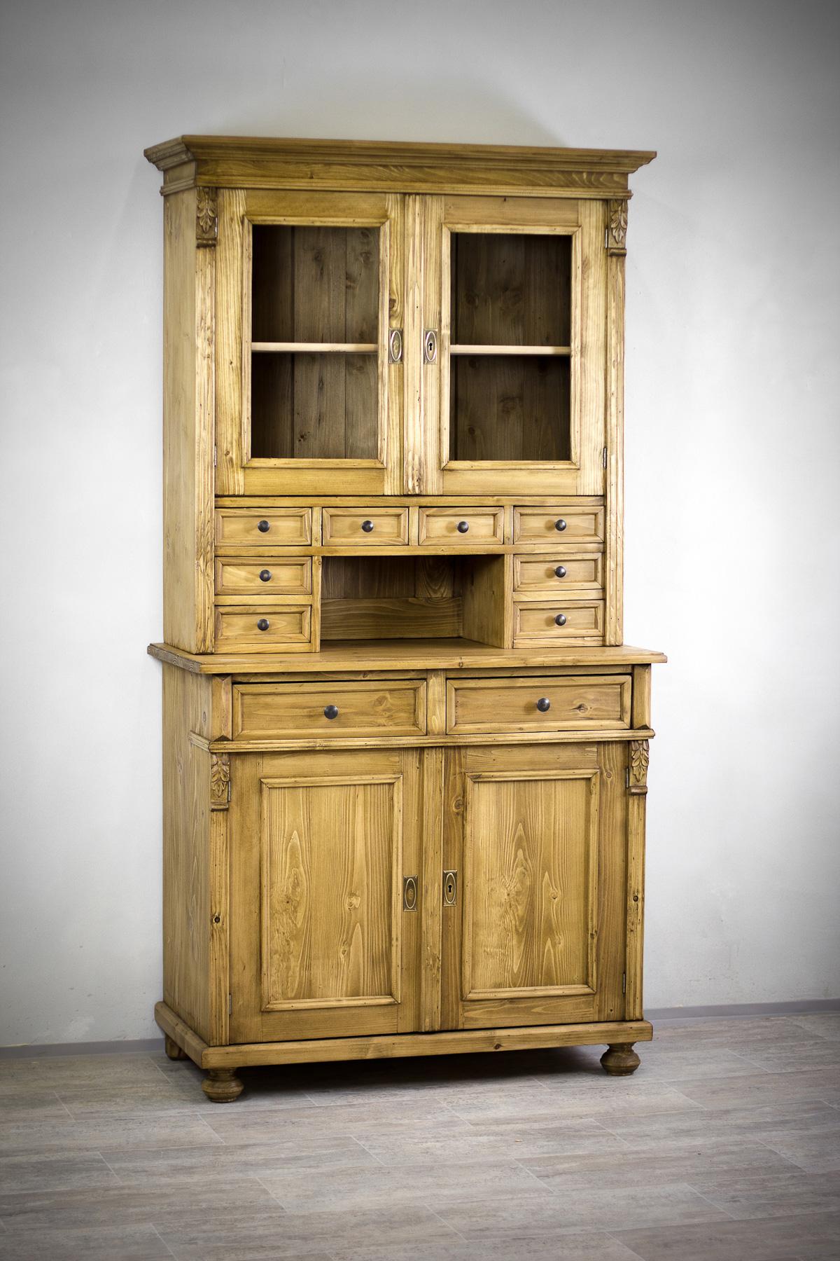 k chenbuffet bauernbufett bauernm bel antik. Black Bedroom Furniture Sets. Home Design Ideas