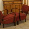 Jindrich Halabala chairs (2)
