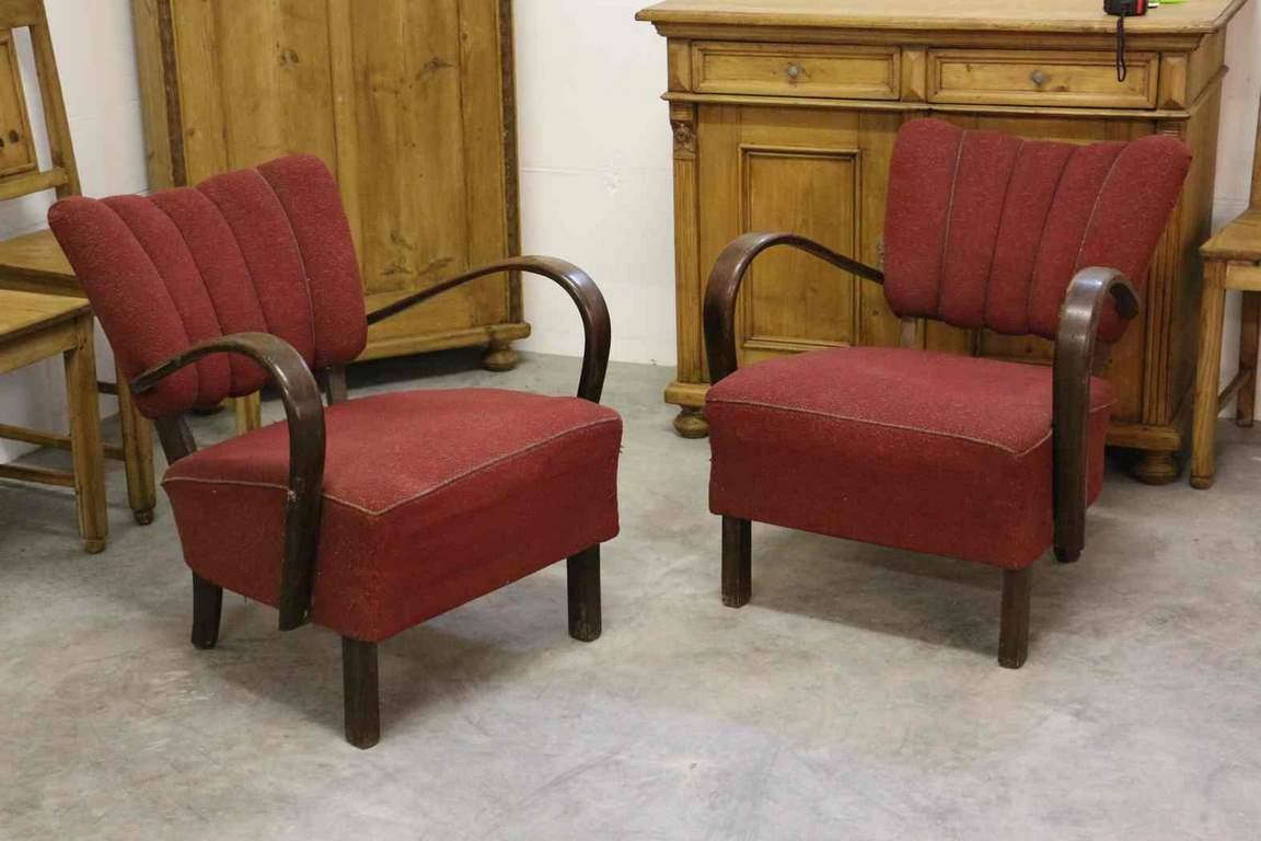 halabala chair vintage m bel antik. Black Bedroom Furniture Sets. Home Design Ideas