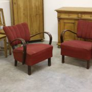 Jindrich Halabala chairs (5)