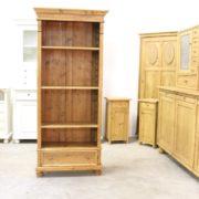 Bücherschrank Antik (2)