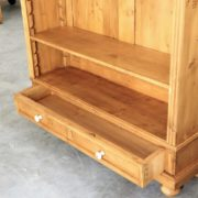 Bucherschrank Antik Möbel (4)