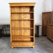 Bucherschrank Antik Möbel (5)