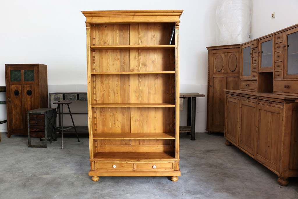 Bücherschrank Gründerzeit | Antik Zone.at