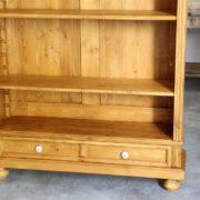 Bucherschrank Antik Möbel (6)
