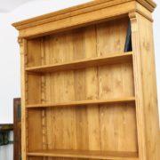 Bucherschrank Antik Möbel (7)
