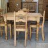 Esstisch Tisch Massivholz Bauernmoebel