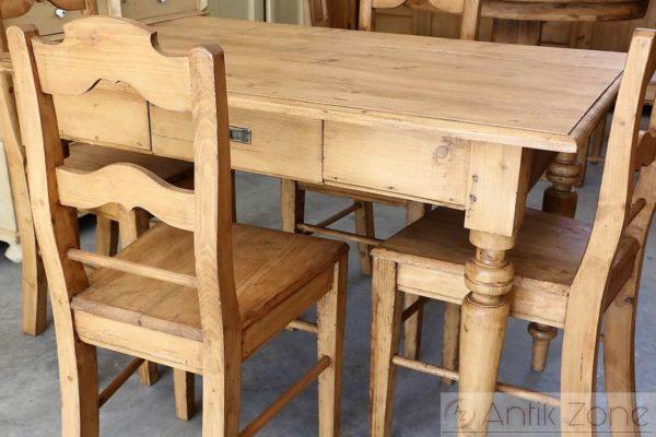 Esstisch Tisch Massivholz Bauernmoebel (2)