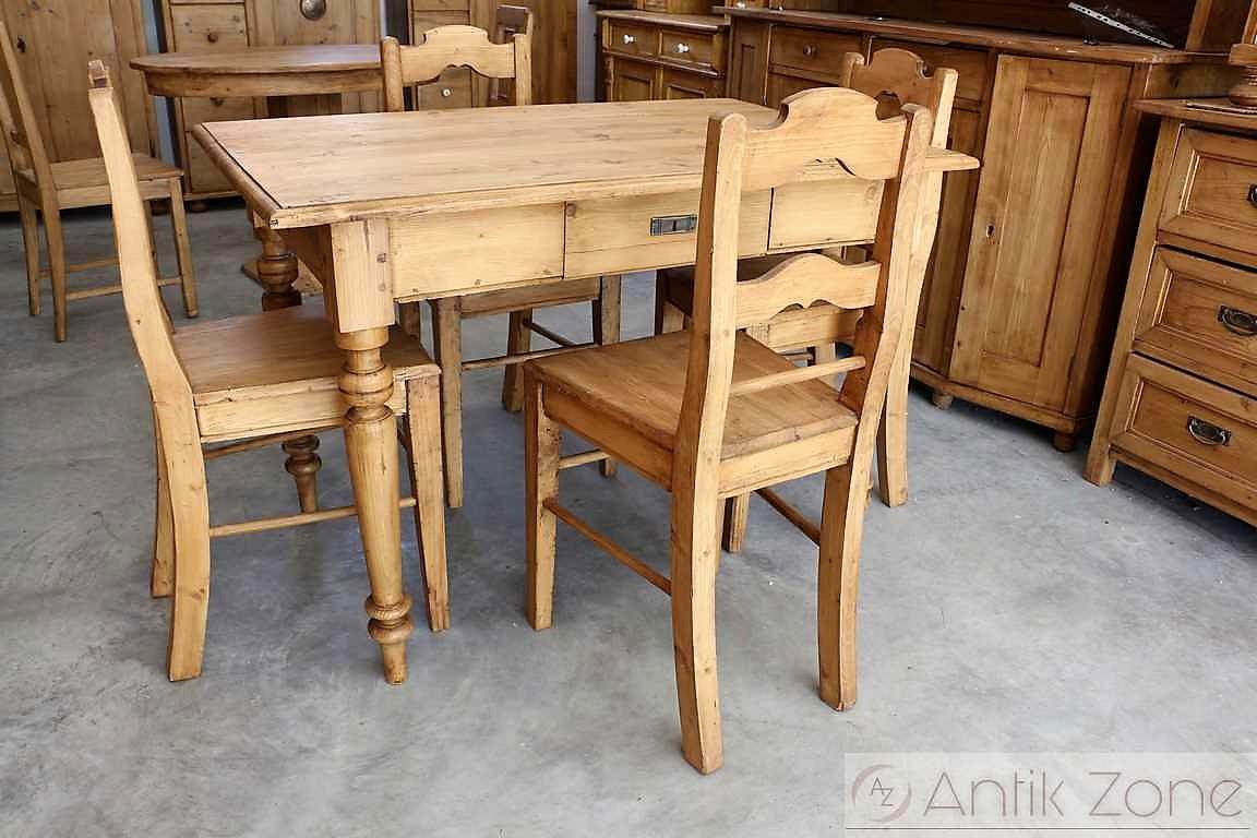 Astounding Tisch Massivholz Foto Von Esstisch Bauernmoebel (6)