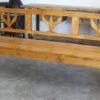 Holzbank Antik