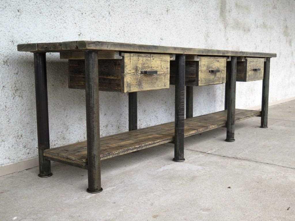 industrial tisch industrial m bel antik