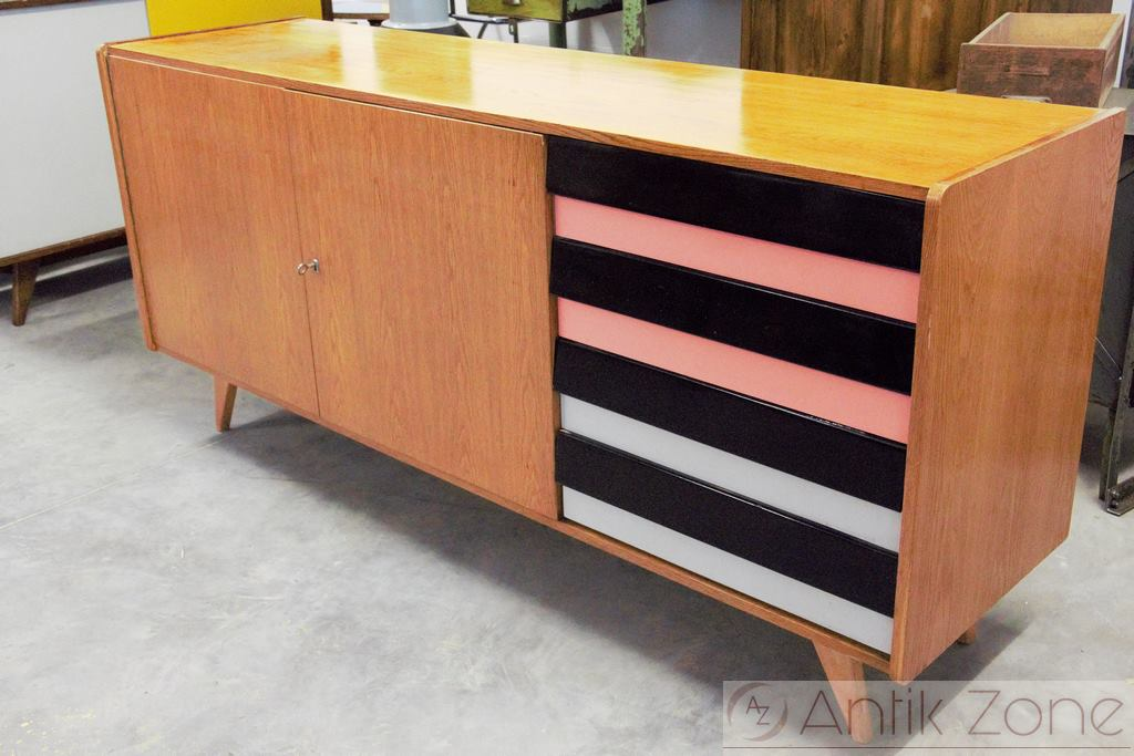 sideboard jiri jiroutka vintage m bel antik. Black Bedroom Furniture Sets. Home Design Ideas