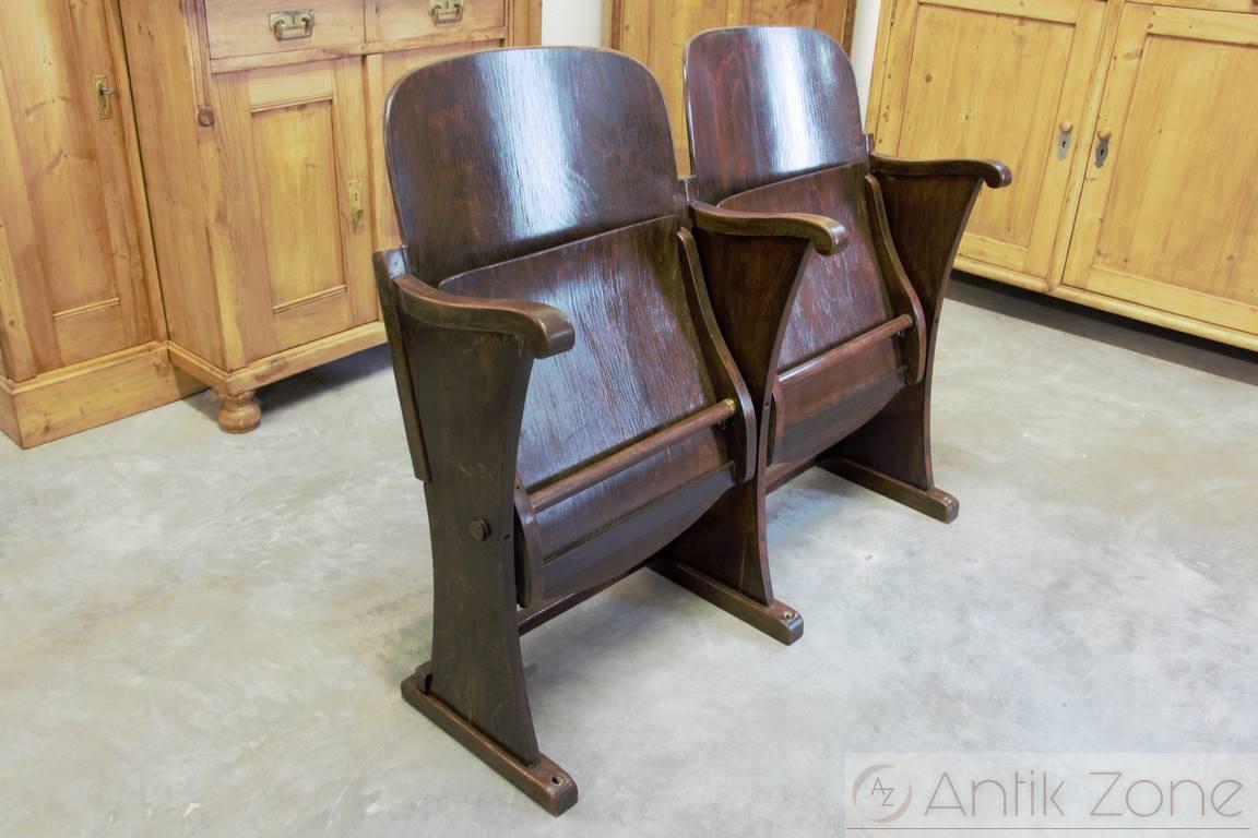 kinosessel vintage m bel antik. Black Bedroom Furniture Sets. Home Design Ideas
