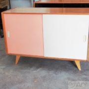 vintage möbel jiroutek sideboard