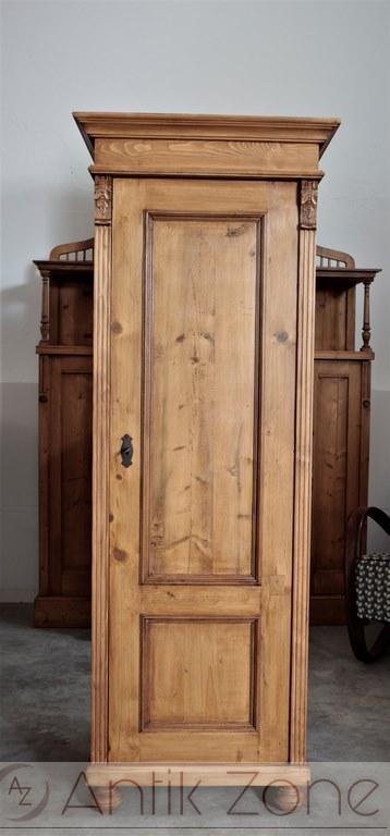 b cherregal antik weichholzm bel antik. Black Bedroom Furniture Sets. Home Design Ideas