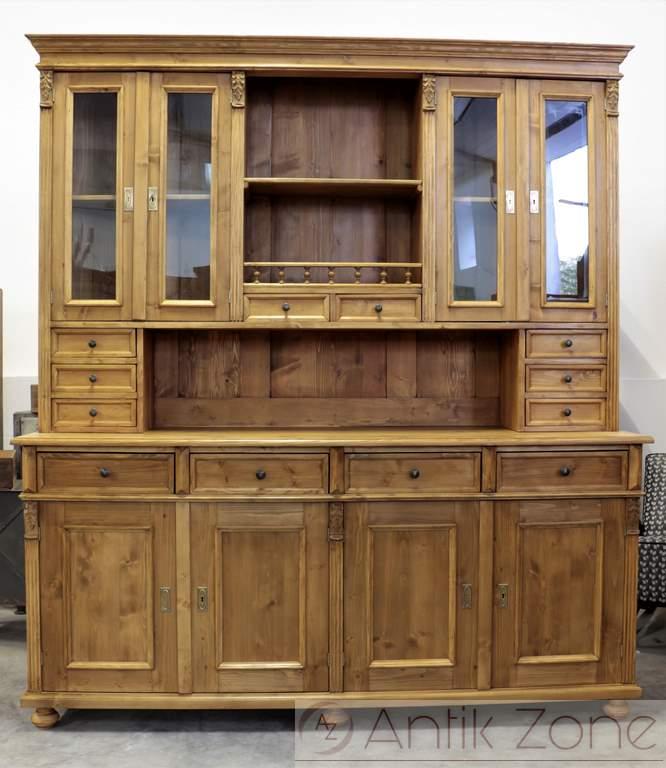 buffet buffetschrank k chenschrank antik antik. Black Bedroom Furniture Sets. Home Design Ideas