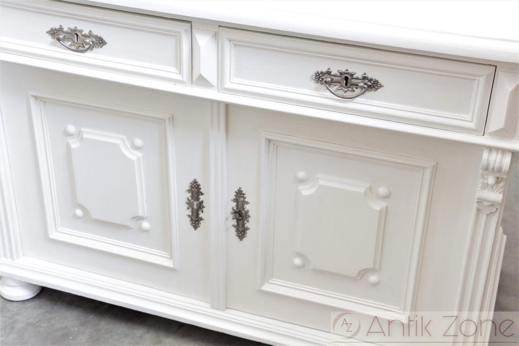 anrichte shabby chic massivholz anrichte landhausm bel antik. Black Bedroom Furniture Sets. Home Design Ideas