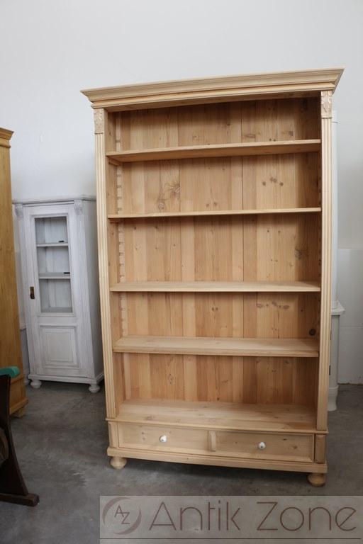 Antikes Bauernregal Bücherregale (16)