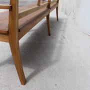 Antike Holzbänke