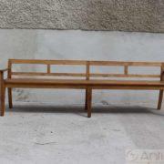 Antike Holzbänke (4)