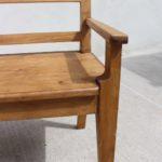 Antike Holzbänke (5)