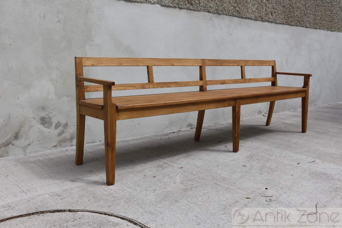 Antike Holzbank   Antik-Zone.at