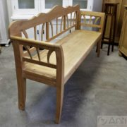 Holzbank Antik (2)
