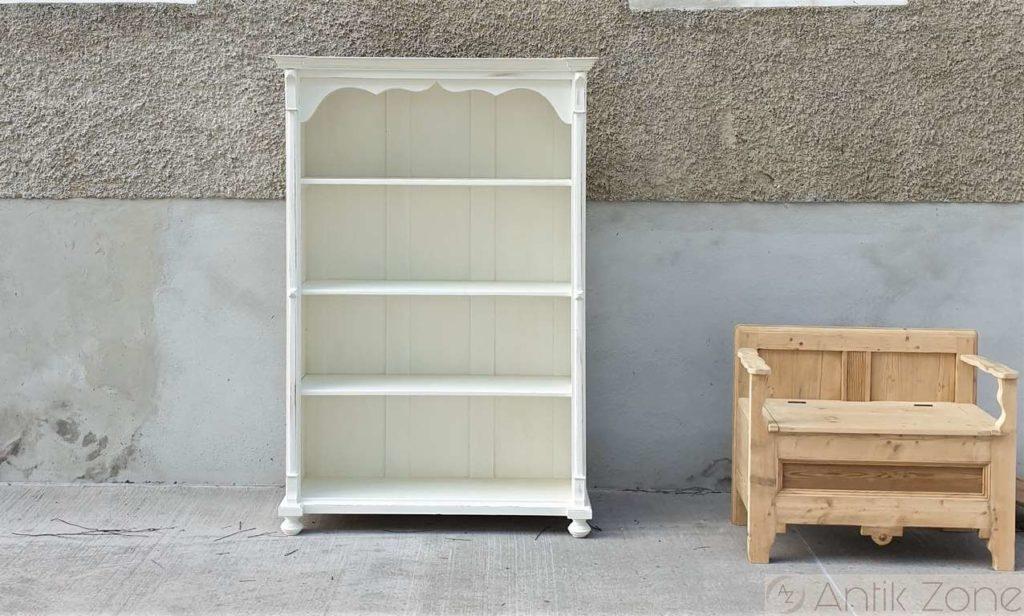 Landhausmoebel Bücherschrank (3)