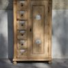 Brotschrank Antik Möbel (4)