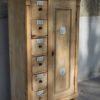Brotschrank Antik Möbel (5)