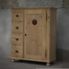 antik Möbel Brotschrank (6)