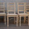 Bauernmöbel Stühle (6)